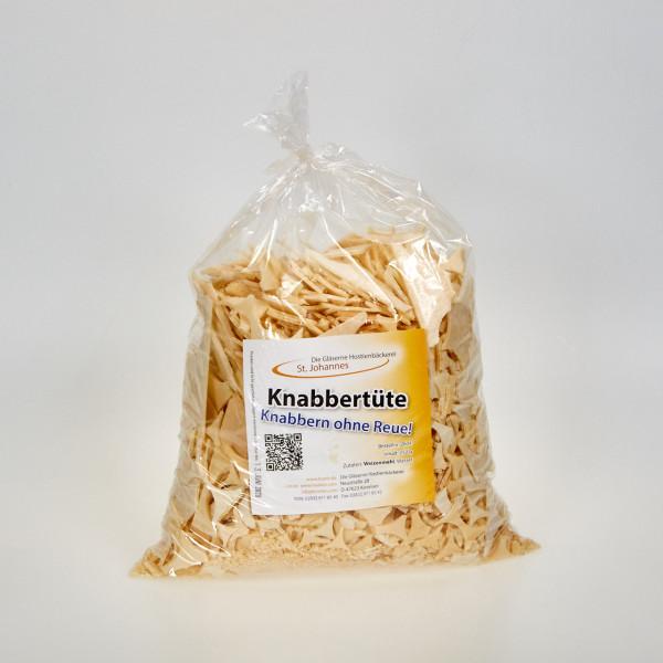 Knabbertüte mit Bohrresten 250 g